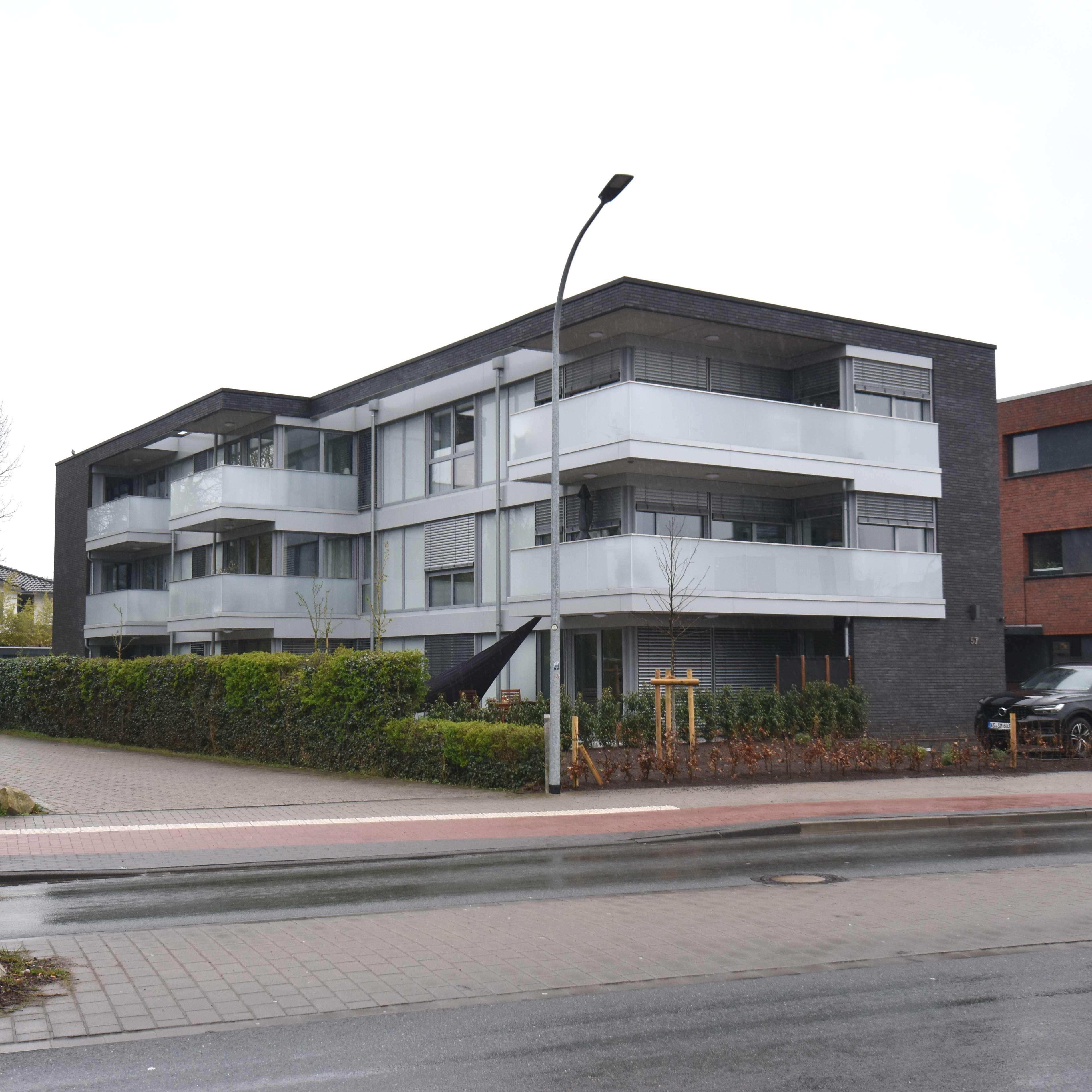 Wohnanlage Heidenerstraße . Borken