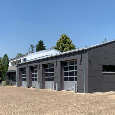 Sanierung Feuerwehrgerätehaus . Bielefeld-Brake