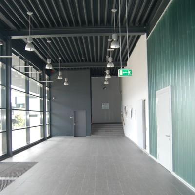 Multifunktionshalle . Hüllhorst